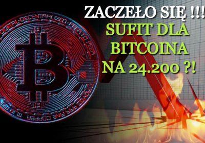 24200 $ za Bitcoina Sufitem